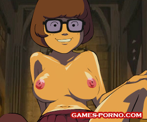 Scooby Doo porn parody and sex with Velma