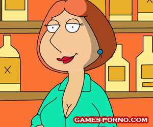 Lois Griffin: gets fucked and sucks dick in a flash game